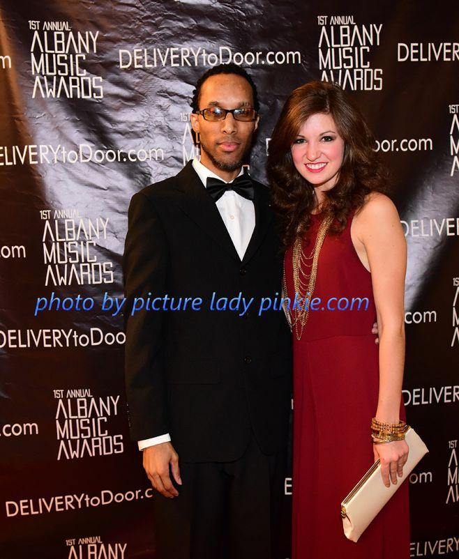 Germaine Moody and Megan Fowler