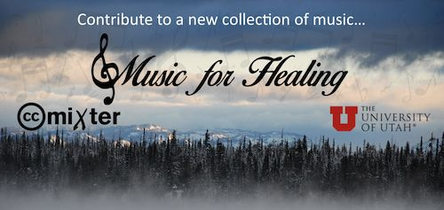 Music for Healing by ccMixter & UofU