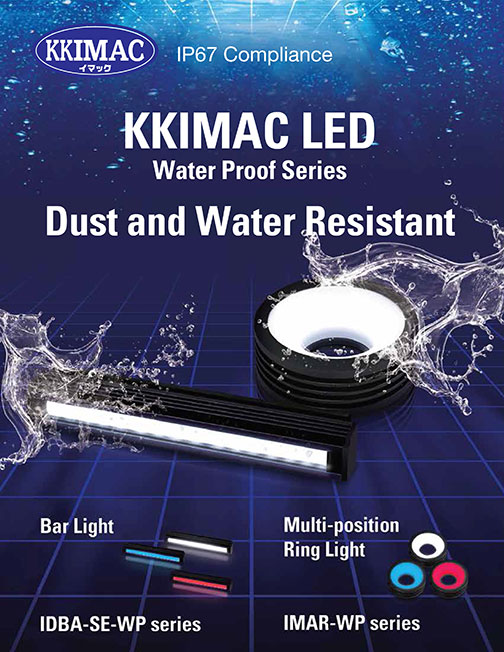 KKIMAC Waterproof LEDs