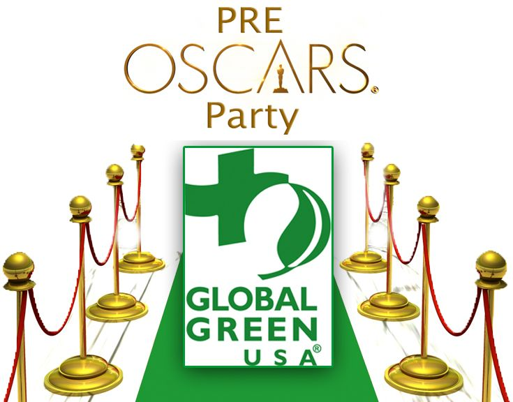 Global Green Pre Oscars Party 2015