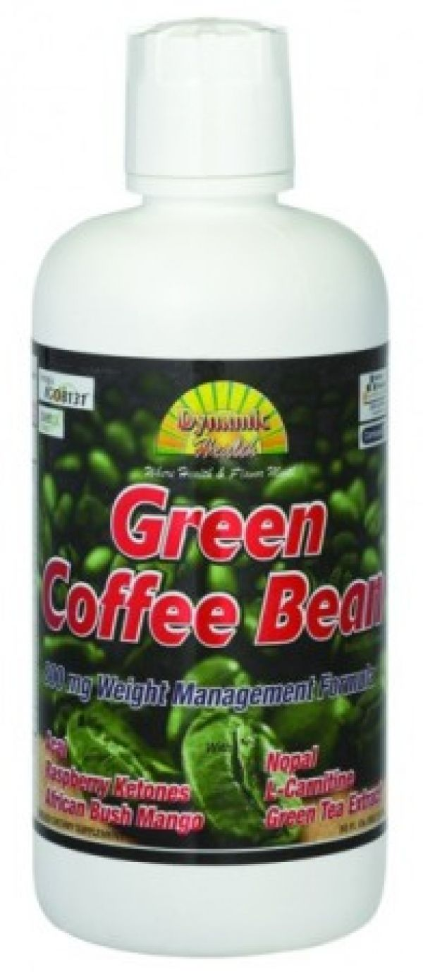 Green Coffee Bean Extract Juice Blend