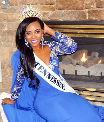 Mariel Lane Miss Tennessee World 2015