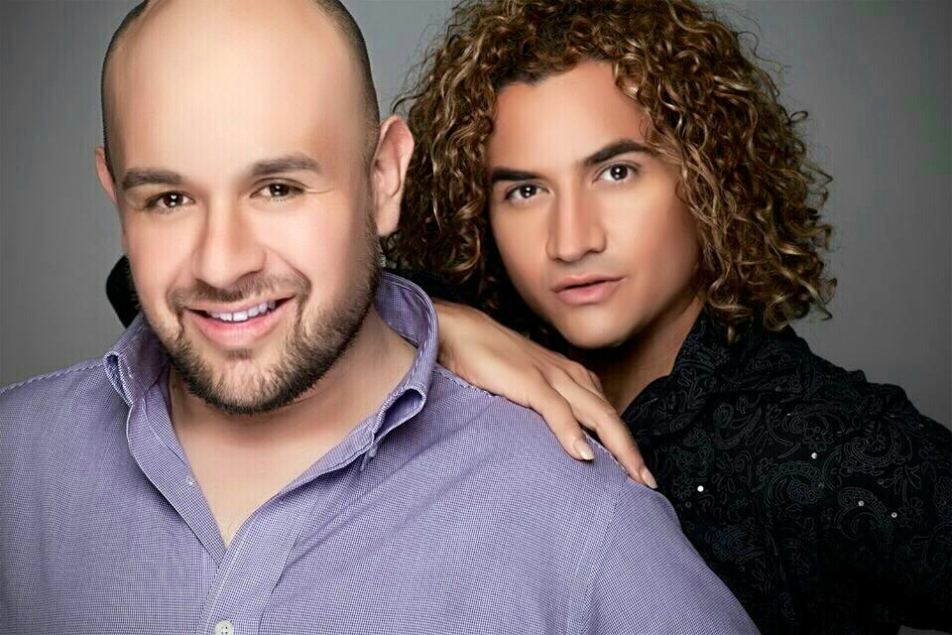 Israel Silva & Hernan Rivera