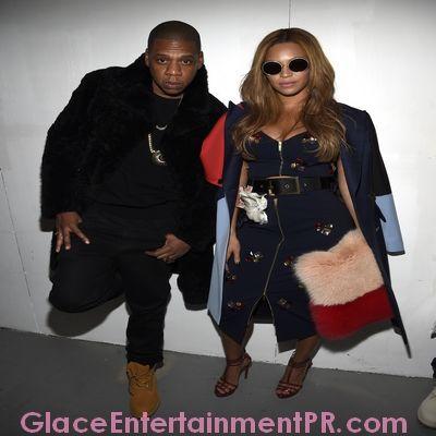Celebrity Publicist Toni Embry Photographs Beyonce & Jay Z Arriving