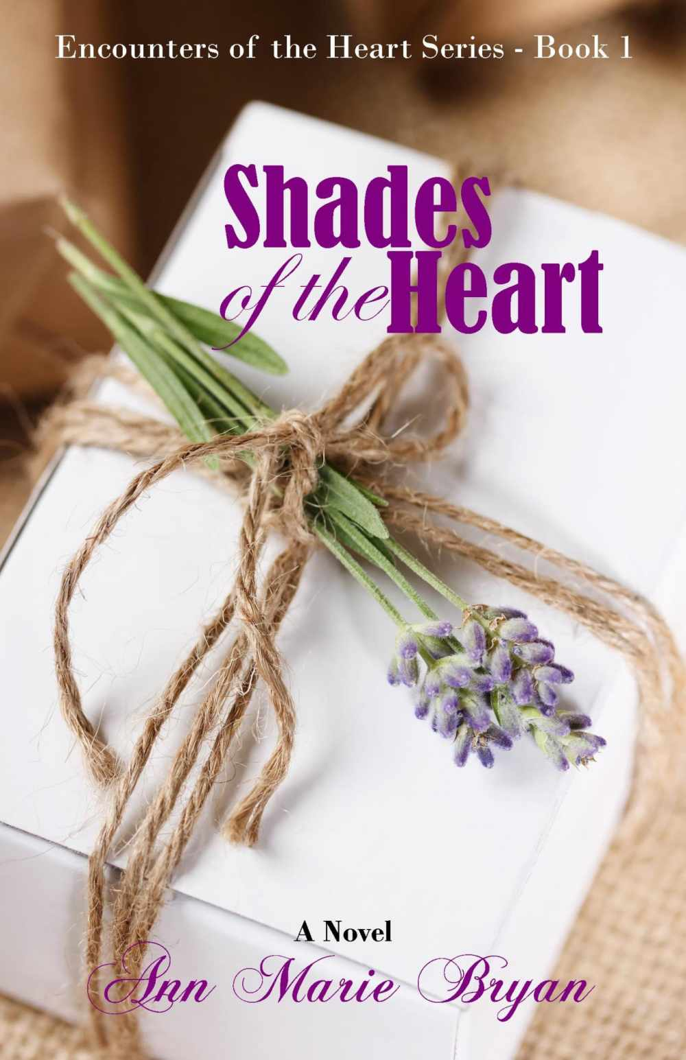 Front Cover - Shades of the Heart