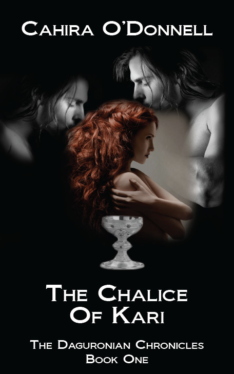 The Chalice of Kari by Cahira O'Donnell
