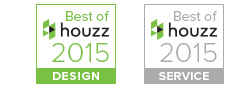 Best of Houzz 2015 Design and Service