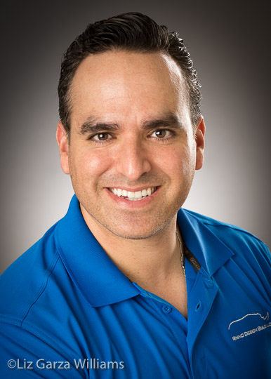 E. Daniel Garcia of Rhino Design Build, LLC.