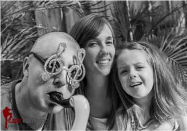 Erin Castillo and Family