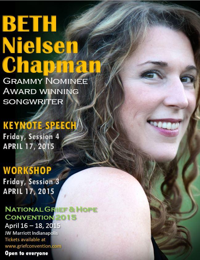 Grammy nominee Beth Nielsen Chapman
