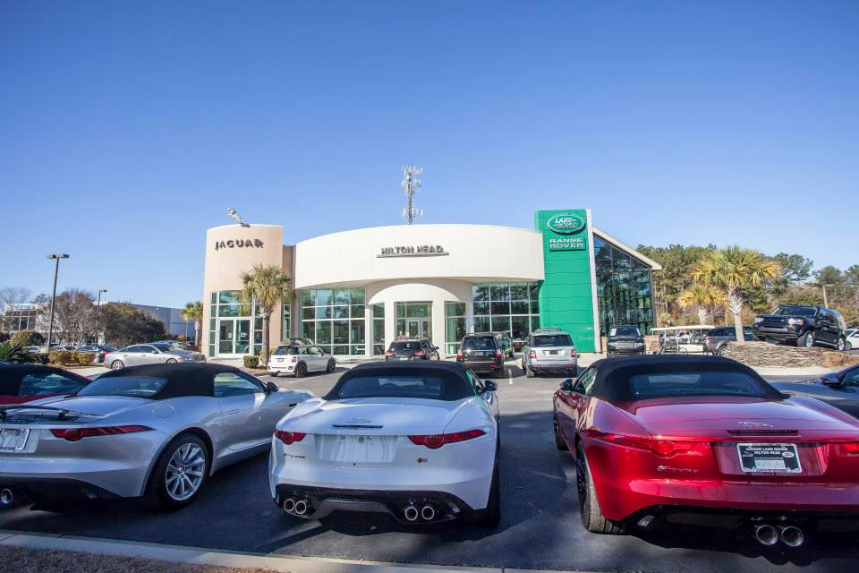 Hilton Head Land Rover >> New Jaguar And Land Rover Models Set To Feature In Upcoming Bond