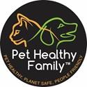 Pet Healthy Family Logo
