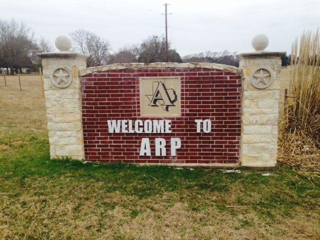 City of Arp, TX