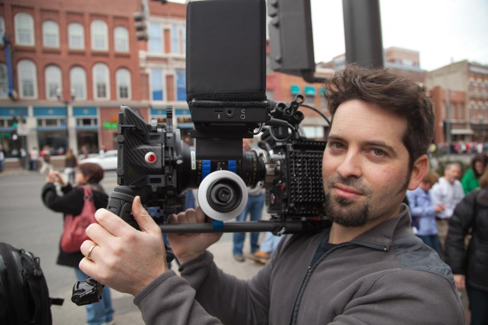 40 Nights director Jesse Low