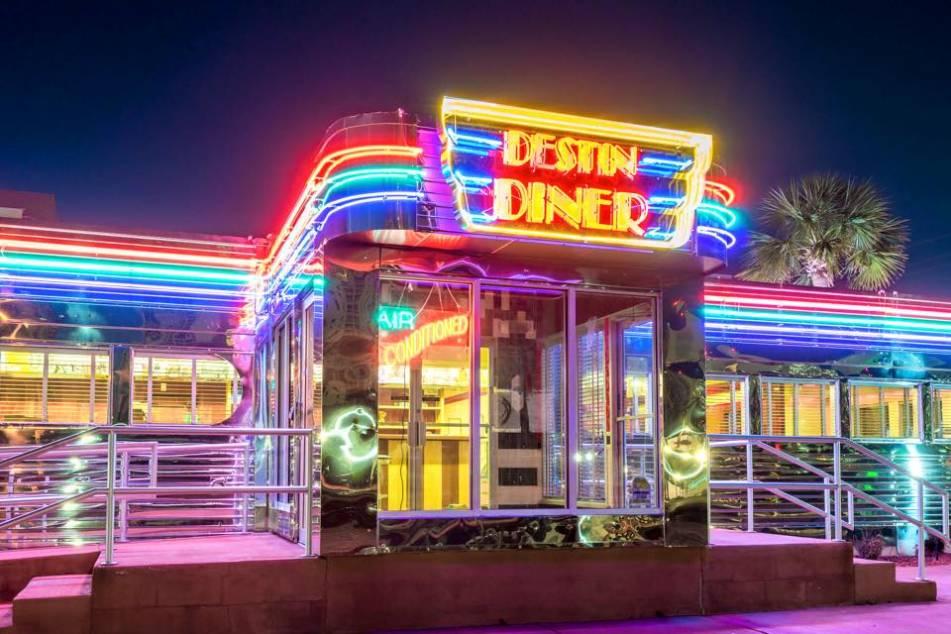 Destin Diner Opened by Red Bar Owner