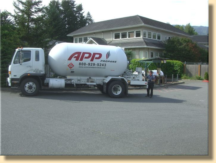 APP Propane Home Delivery