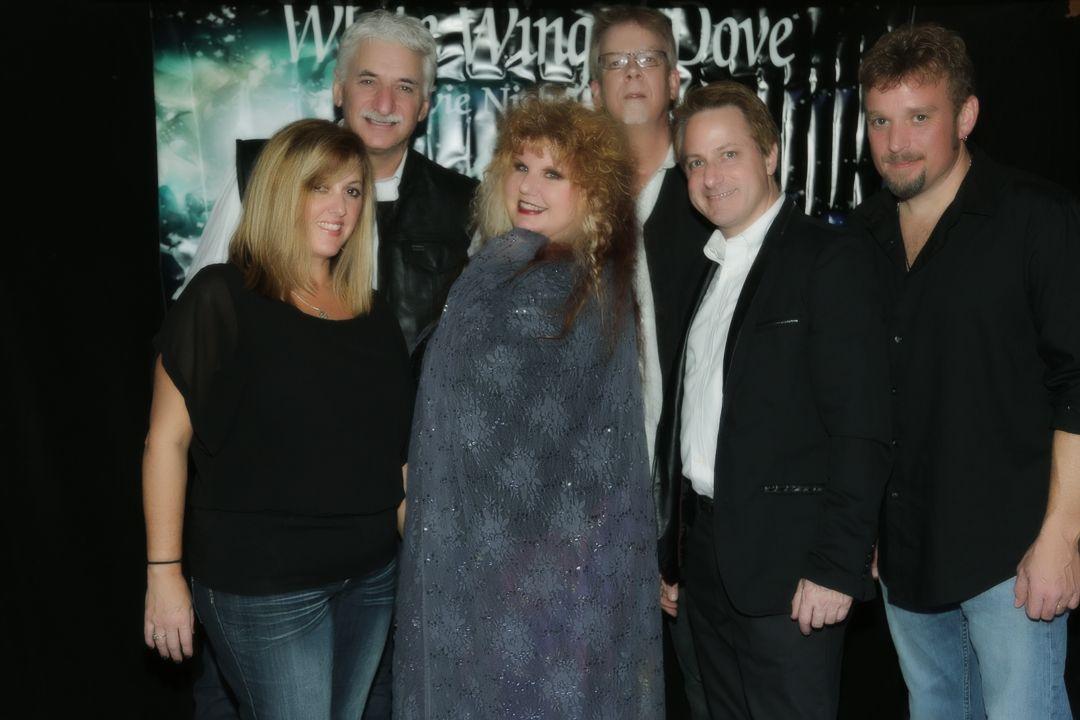 White Winged Dove Stevie Nicks/Fleetwood Mac Tribute