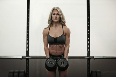 Bikini Bodybuilder and TV Host, Stacy McCloud