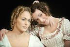 Rebecca Swislow and Laura Rocklyn star as Elinor and Marianne Dashwood.