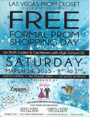 Project 150 Free Teen Shopping Day