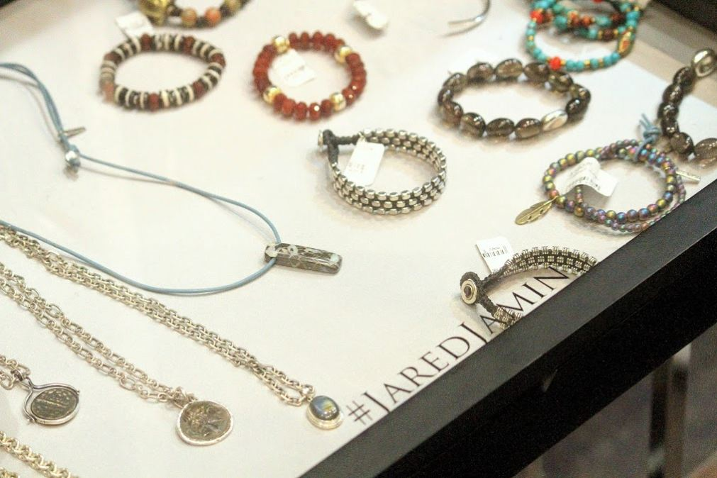 Jared jamin mens jewelry featured at choukair mens for Jared jewelry store website