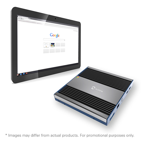 Chrome based devices by AOPEN