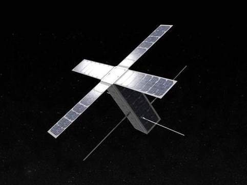 BitSat nano-satellite by Dunvegan Space Systems