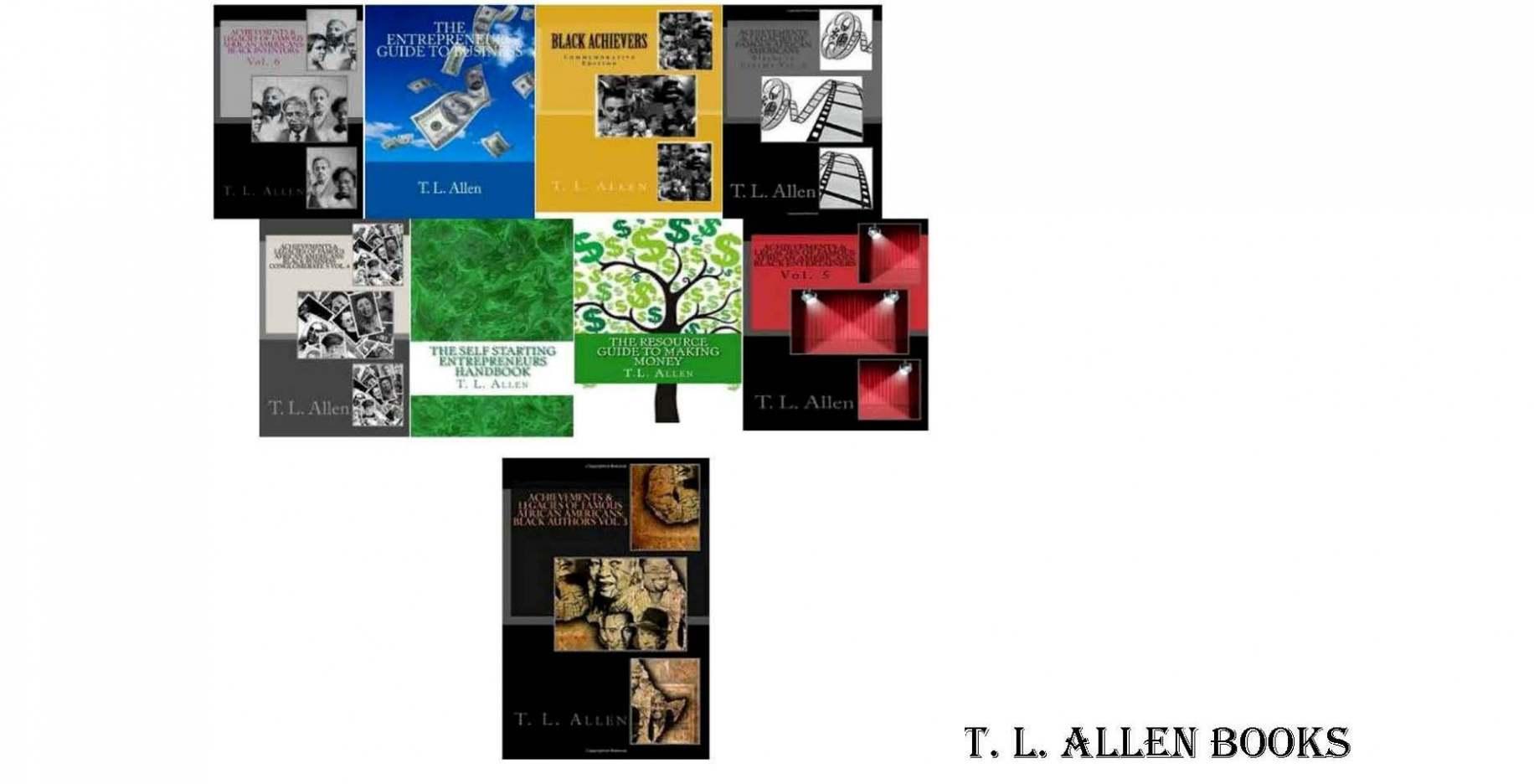 T. L. Allen Books