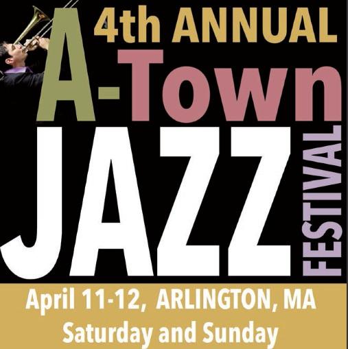 A-Town Jazz Festival logo