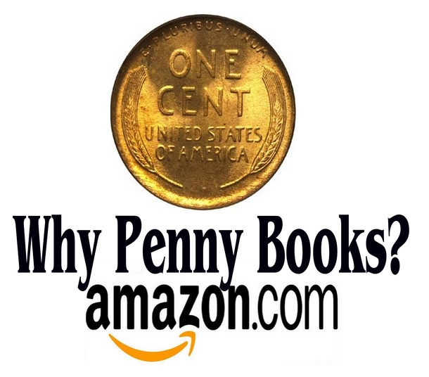 Why do some people sale books on amazon for a penny?