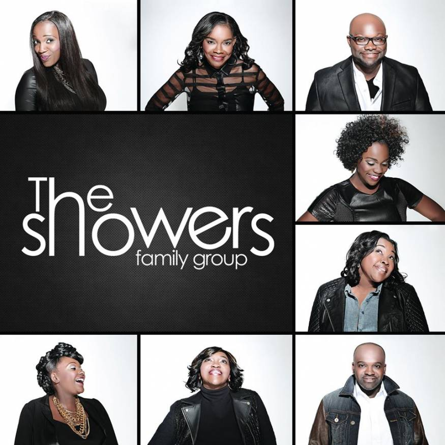 The Showers Album Cover