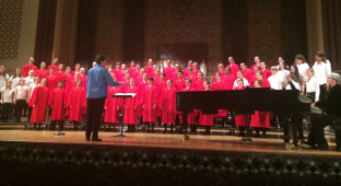 Tulsa Children's Chorus & St. Louis Children's Choirs in Concert on MAR 7, 2015