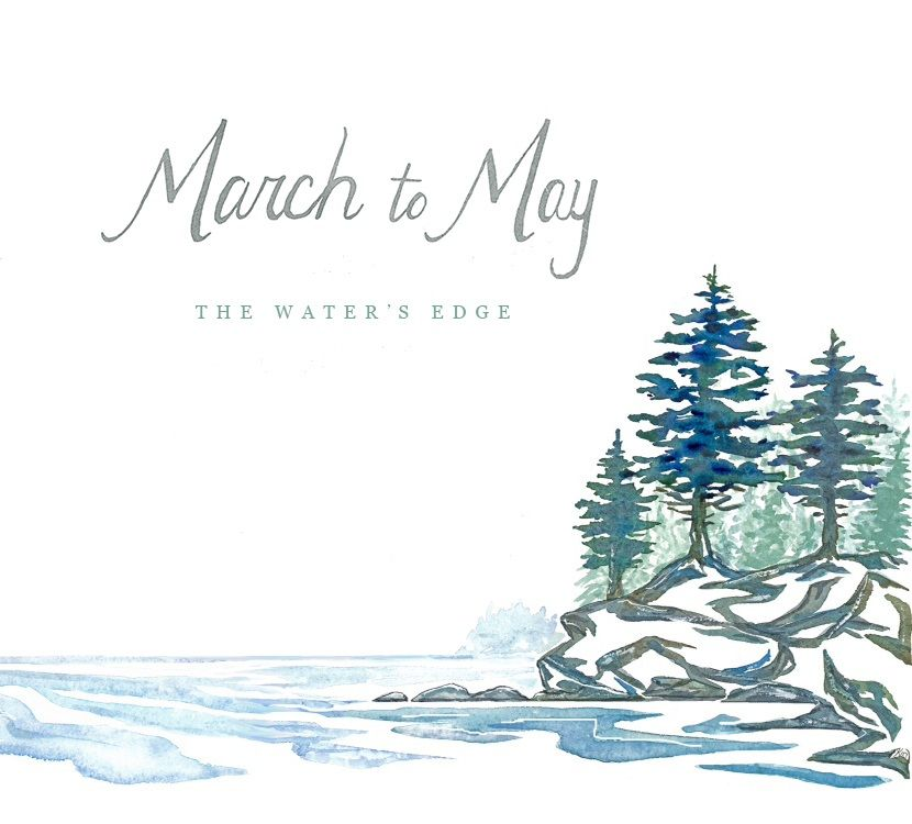 March To May release first album in April