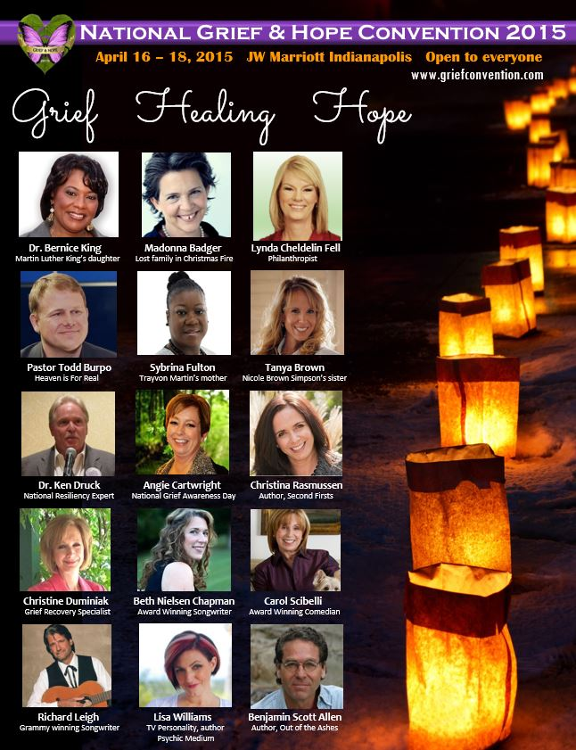 National Grief & Hope Convention