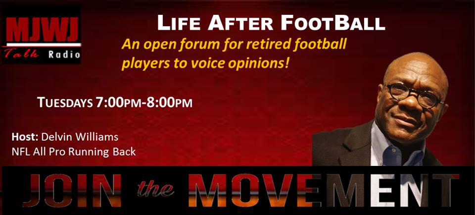 Life After Football hosted by Delvin Williams