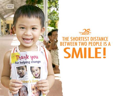 Operation Smile Child