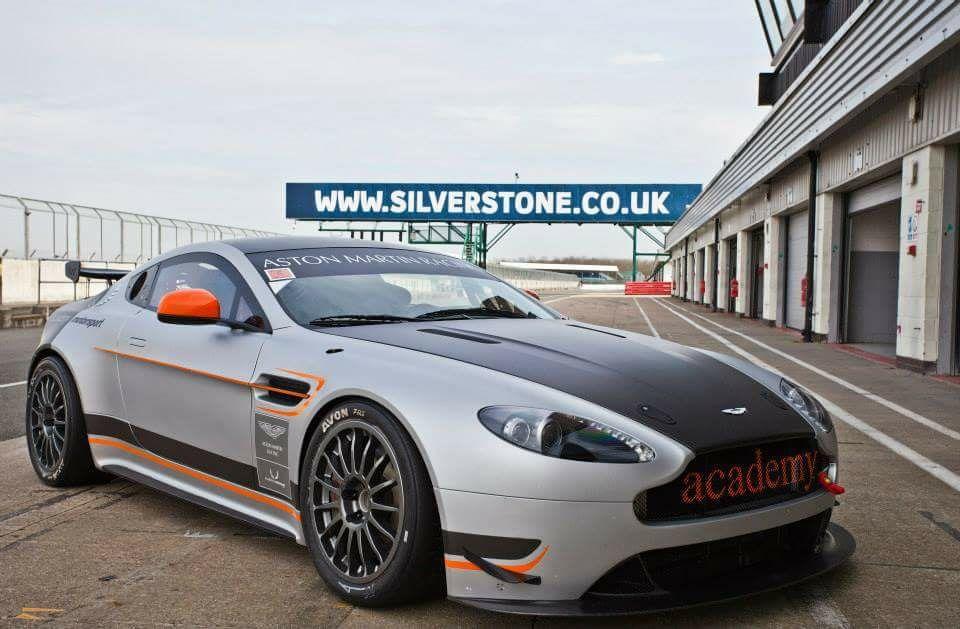 Rainbow Global to sponsor the Academy Motorsport Aston Martin for 2015