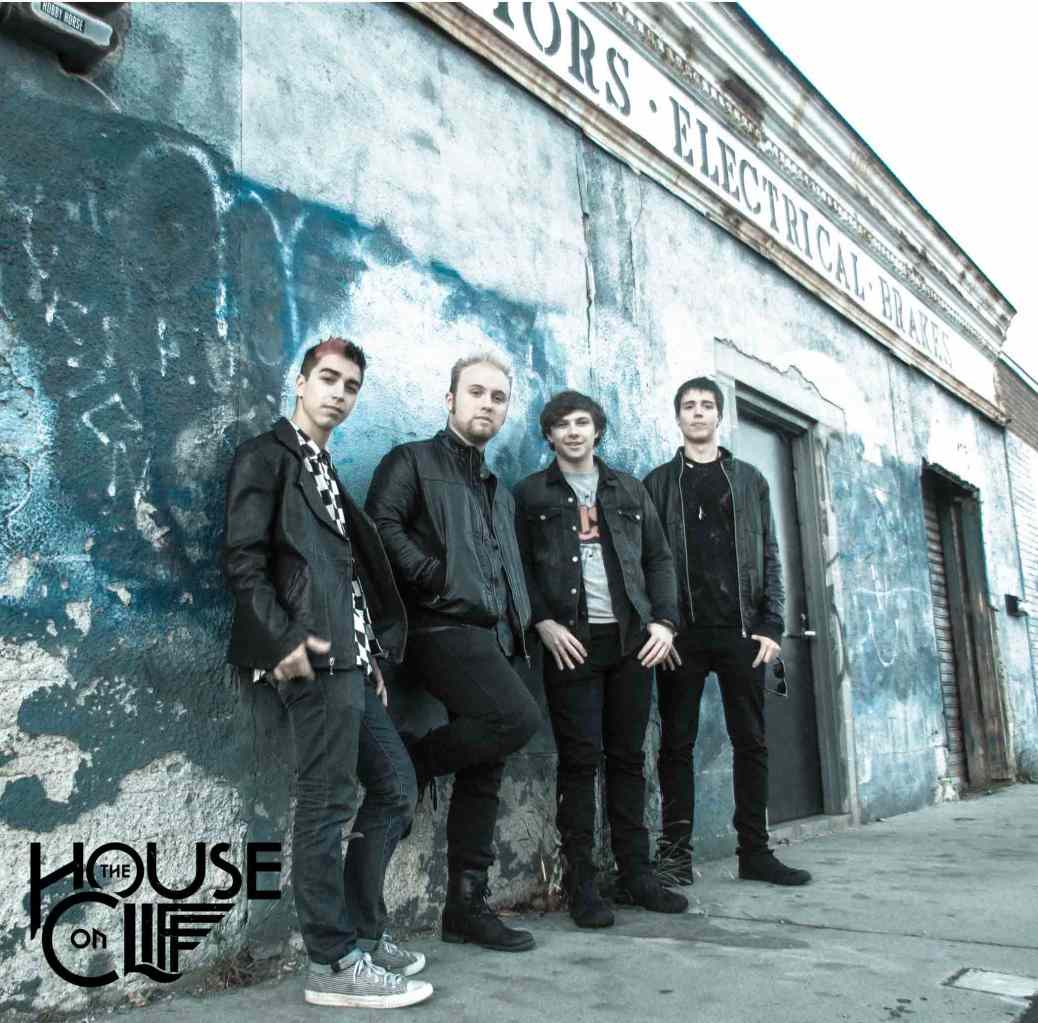 The house on cliff named band of the year the house for House music bands