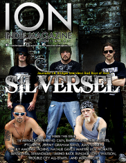 Silversel ION Indie Magazine April Cover