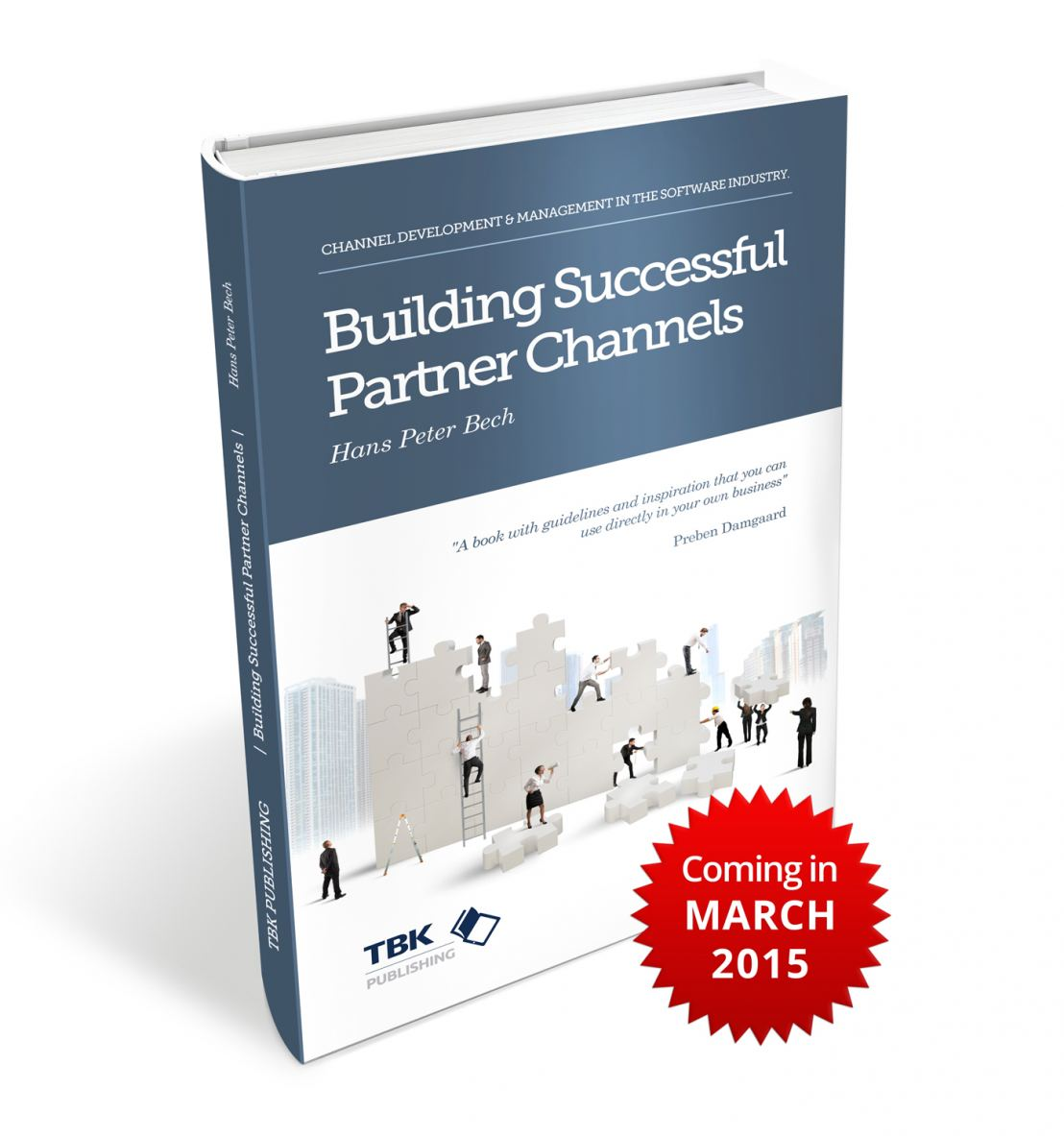 Building Successful Partner Channels in the Software Industry