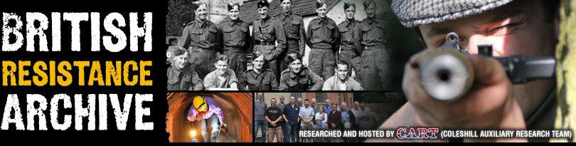 British Resistance Archive