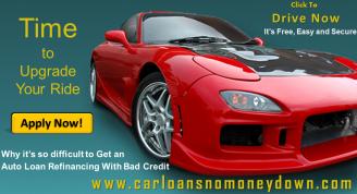 Pre genehmigt Auto-Kredit-Jagd