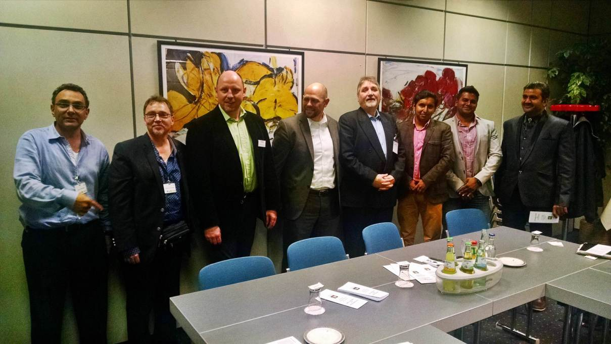 Our First Stakeholder Meeting at BIOFACH