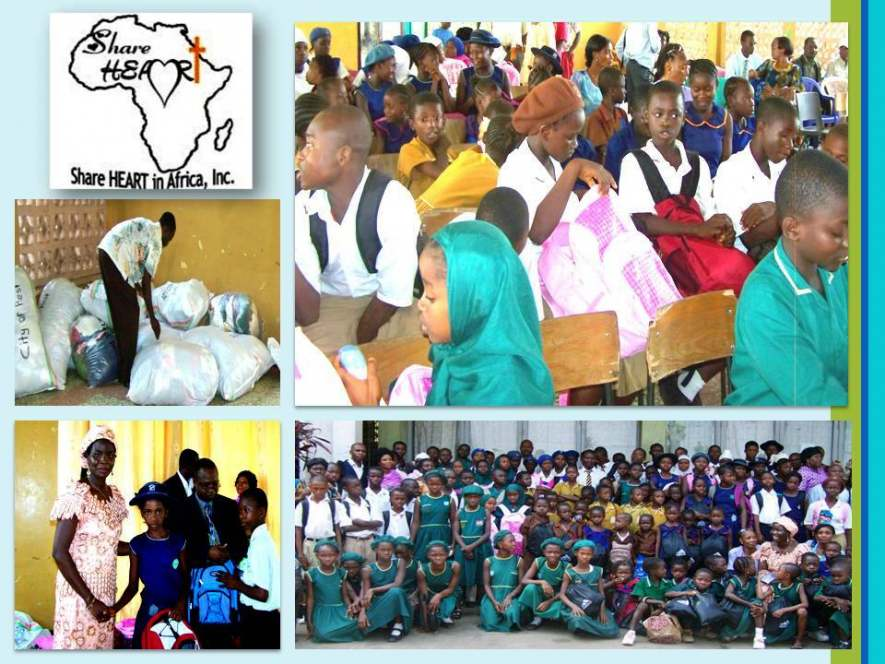 Share HEART in Africa - Orphans in Sierra Leone