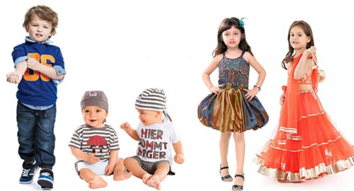 Pink Blueindia Launches 2015 Summer Collection Of Kids And Baby