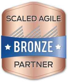 Scaled Agile, Inc. Bronze Partner