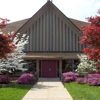 Hamilton Christian Church in Creve Coeur, Missouri