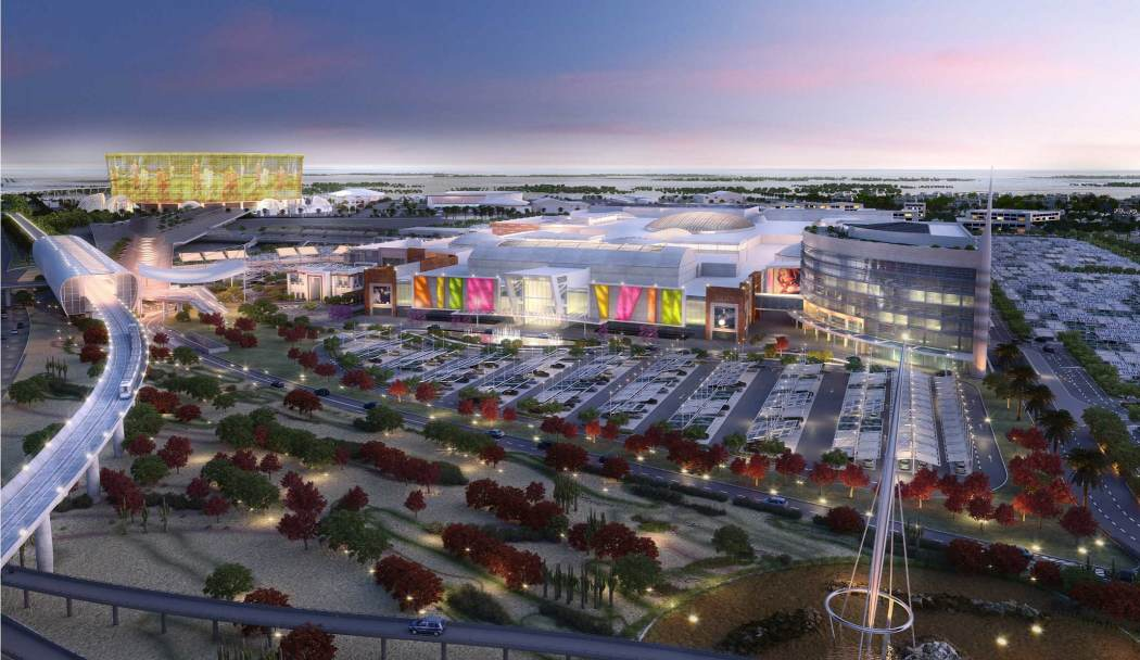 UCC Project: Mall of Qatar
