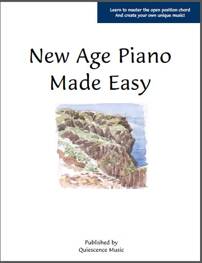 Free Workbook: 'New Age Piano Made Easy'