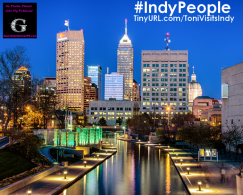 Celebrity Publicist Toni Embry To Visit Indinapolis Using #IndyPeople